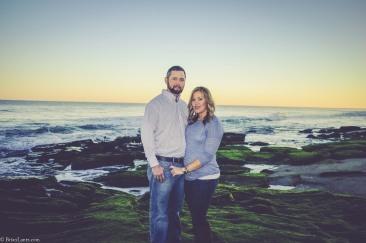 Brandon and Megan.